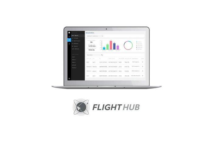 DJI FlightHub Pro 1 Rok