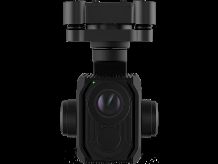 E10T kamera termowizyjna 320 x 256 34° FOV, 6,3 mm