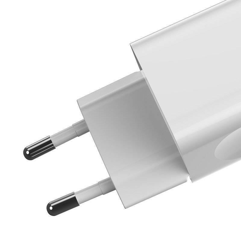 Ładowarka sieciowa Baseus Charging Quick Charger USB 3.0 - biała