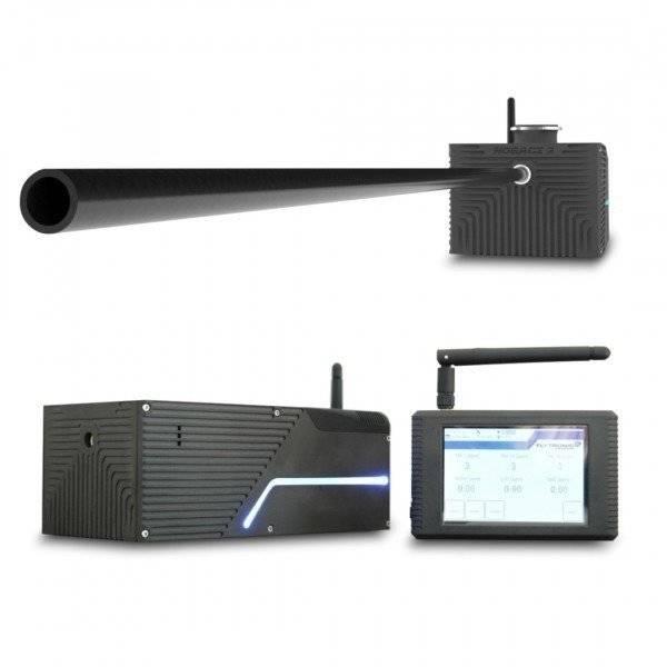 Nosacz II - Detektor poziomu zanieczyszczeń powietrza