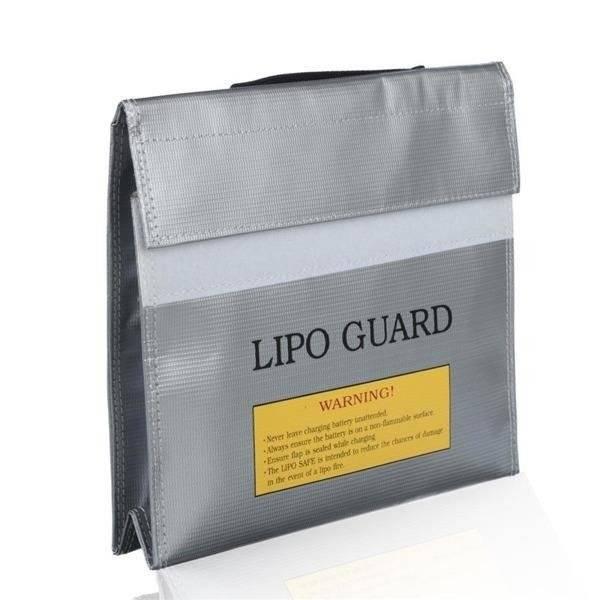 Torba ochronna na akumulatory LiPo 24 x 18 x 6.5 cm